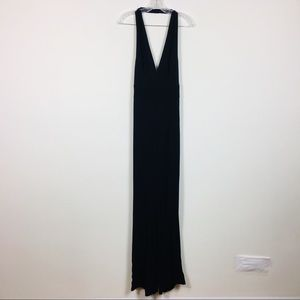 NWT Flynn Skye | Flare Leg Black Jumpsuit Medium